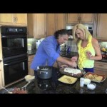 The Social Chef & Marianna Holoway Cooking Greek