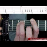 Guitar Lesson: Here Without You 3/3 – 3 Doors Down – Bridge & Outro
