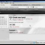 Wordpress Tutorials – Insert Audio or MP3 Files