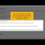 How to update your contact information in cPanel 11.32 x3 (2012)