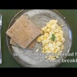 The Rustic Greek Cook: Eggs with feta