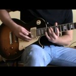 Faith no more easy solo guitar lesson with tab