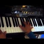 "How to Play Bruno Mars ""Locked Out of Heaven"" Very Easy Quick Piano Keyboard Tutorial Lesson"
