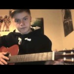 Seven Nation Army One String Guitar Riff Tutorial! So easy!
