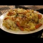 Indian Vegetarian Recipes — Veggie Biryani