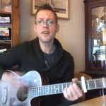 How to play Girl On Fire Alicia Keys on guitar