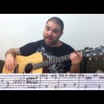 Fingerstyle Tutorial: Zombie – Guitar Lesson w/ TAB