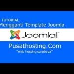 Mengganti Template Default Joomla By PusatHosting