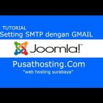 Setting SMTP Joomla Dengan Google Apps By PusatHosting