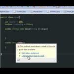 Java tutorial 24 – Methods