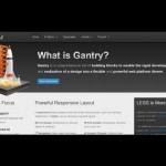 Crea una página web fácil y profesional con Gantry (Joomla o WordPress)