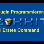 "Bukkit Plugin programmieren: #1 ""Erstes Command"" [German Tutorial]"