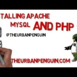 Install Apache MySQL and PHP on SUSE Linux
