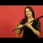 Beginner Irish Flute Lessons | Start Here! | Hand & Finger Positioning | Embouchure | WWW.OAIM.IE